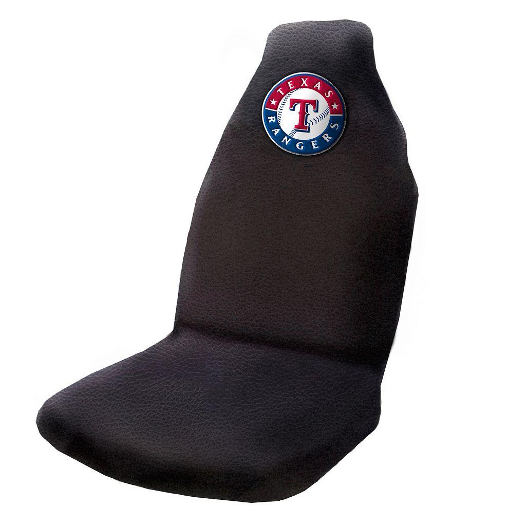 Texas Rangers Car Seat Cover