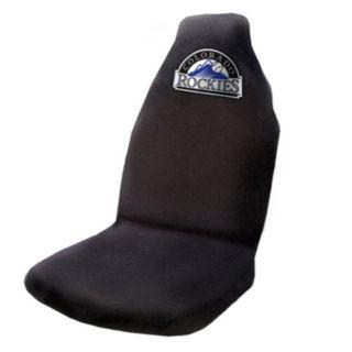 Colorado Rockies Car Seat Cover