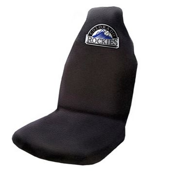 Colorado Rockies Car Seat Cover