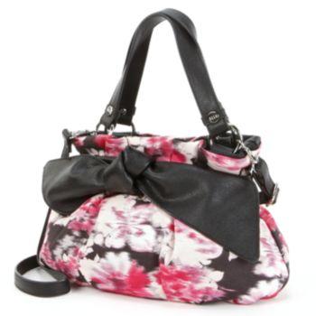 ELLE Felicity Floral Bow Mini Crossbody Bag