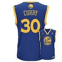 Men's adidas Golden State Warriors Stephen Curry NBA Jersey