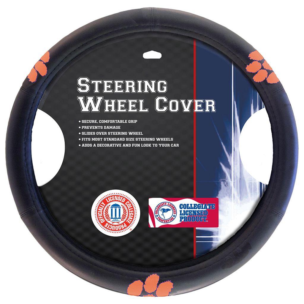 Clemson Tigers Steering Wheel Cover