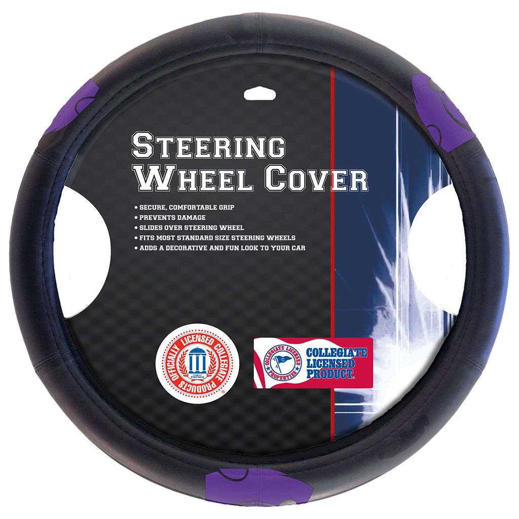 Kansas State Wildcats Steering Wheel Cover