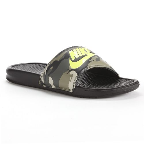 2b59fe4d8528 Nike Benassi JDI Camouflage Men s Sandals