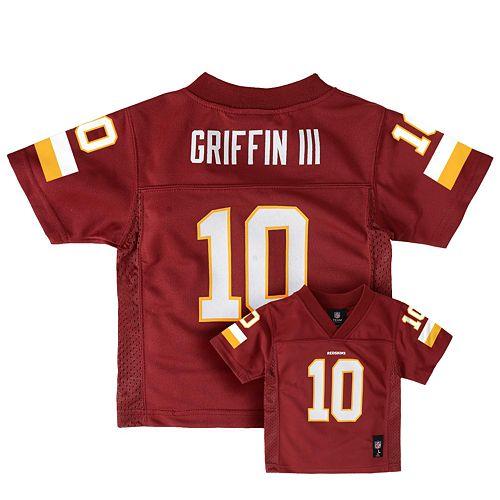 super popular 95dc4 12c49 Washington Redskins Robert Griffin III Jersey - Baby