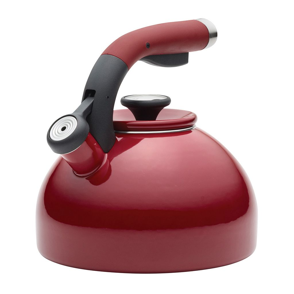 Circulon Morning Bird 2-qt. Whistling Teakettle