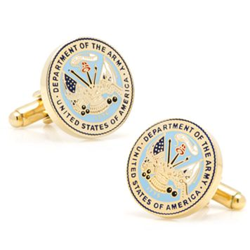 US Army Cuff Links