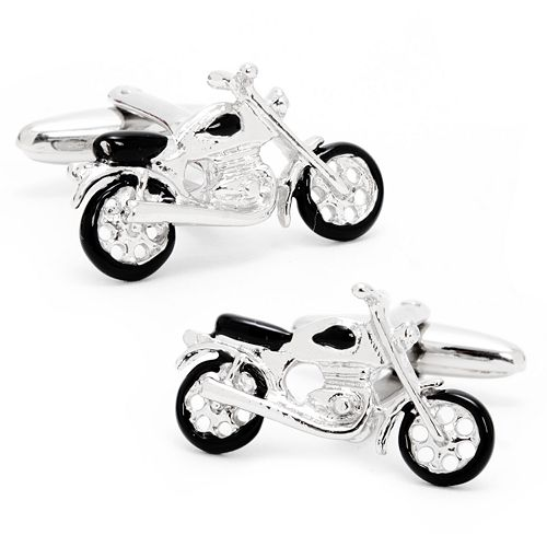 Vintage Motorcycle Cuff Links