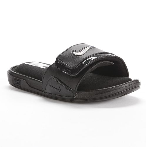 Nike Custom Comfort Slide Sandals Boys
