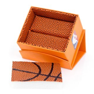 Boston Celtics Vintage Rhodium-Plated Cuff Links