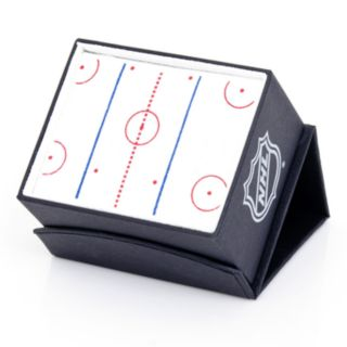 Montreal Canadiens Rhodium-Plated Cuff Links