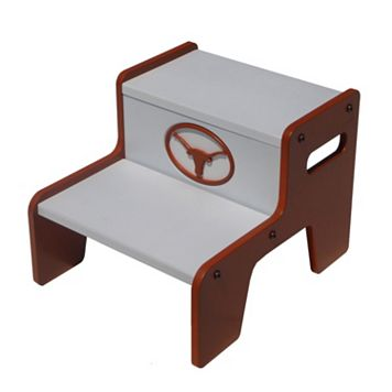 Texas Longhorns Two-Tier Step Stool