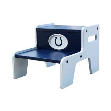 Indianapolis Colts Two-Tier Step Stool