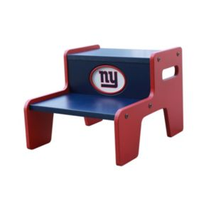 New York Giants Two-Tier Step Stool
