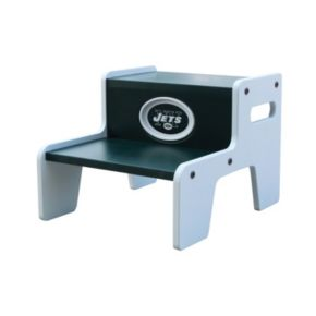 New York Jets Two-Tier Step Stool