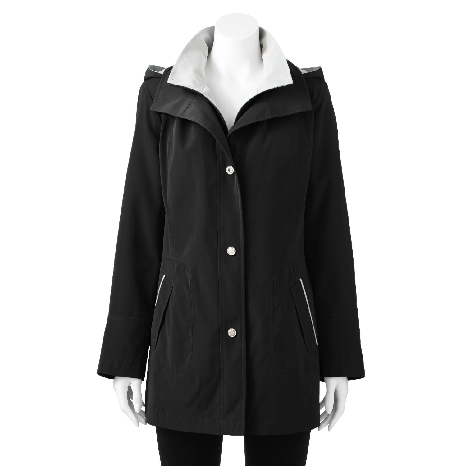 Fleet Street Hooded Parka - Women's