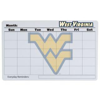 West Virginia Mountaineers Dry Erase Board Set