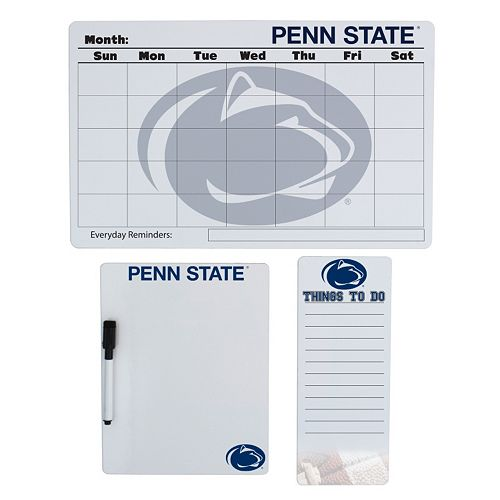 Penn State Nittany Lions Dry Erase Board Set