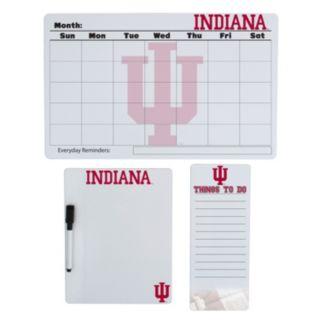 Indiana Hoosiers Dry Erase Board Set