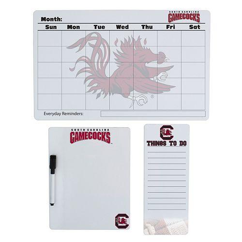 South Carolina Gamecocks Dry Erase Board Set