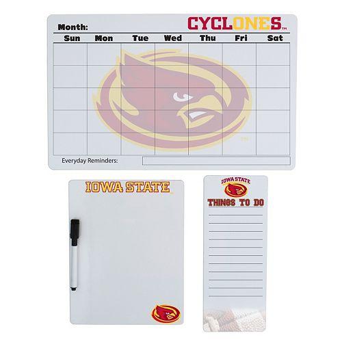 Iowa State Cyclones Dry Erase Board Set
