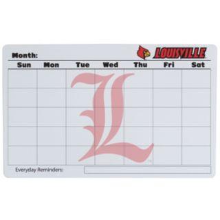 Louisville Cardinals Dry Erase Board Set