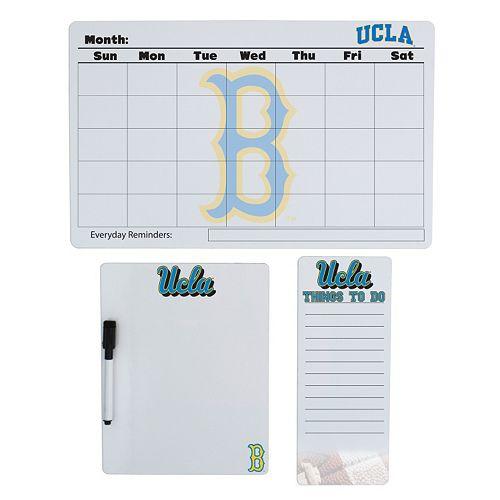 UCLA Bruins Dry Erase Board Set
