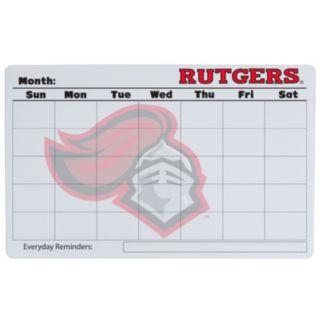 Rutgers Scarlet Knights Dry Erase Board Set