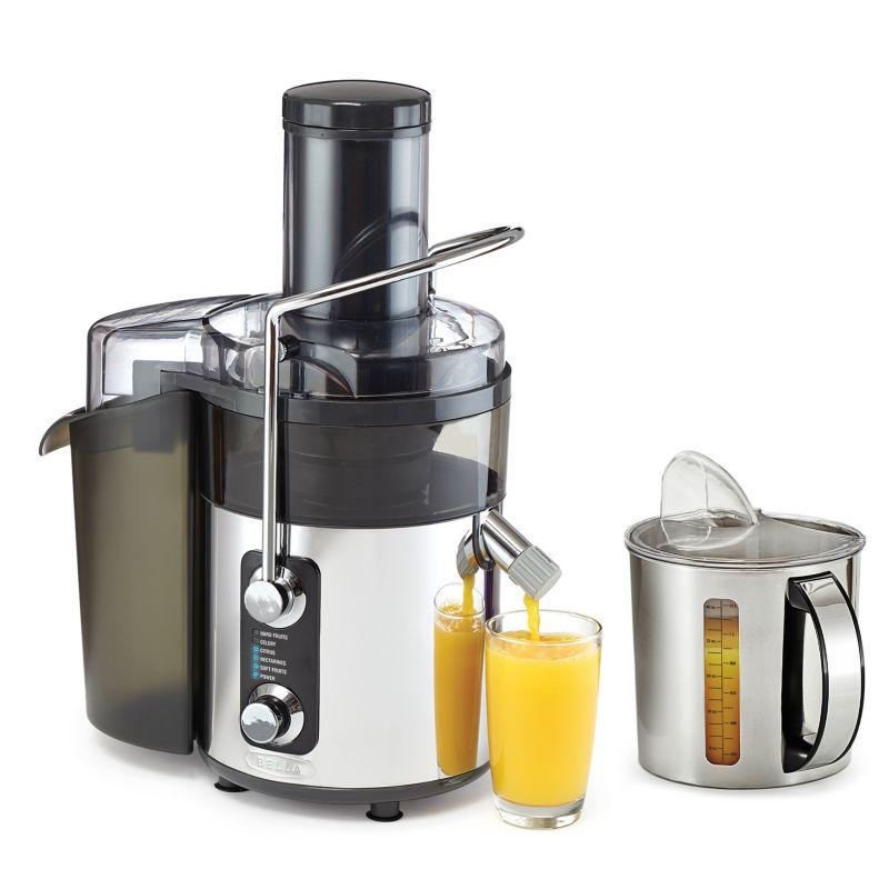 Bella Stainless Steel Kitchen Appliances