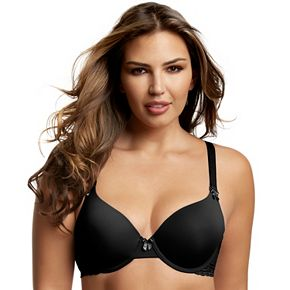 Paramour by Felina Gorgeous Memory Foam Contour Convertible T-Shirt Bra 255455