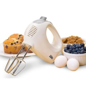 Elite Cuisine 5-Speed Hand Mixer
