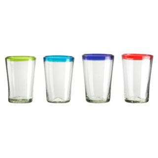 Amici by Global Amici Baja 4-pc. Highball Glass Set