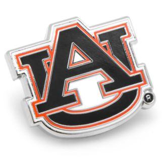 Auburn Tigers Rhodium-Plated Lapel Pin
