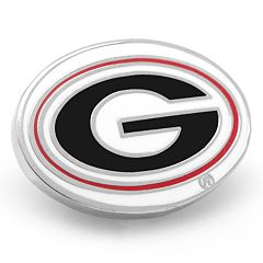 Georgia Bulldogs Rhodium-Plated Lapel Pin