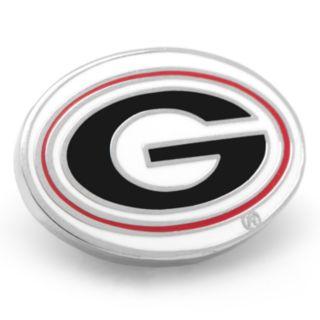Georgia Bulldogs Rhodium-Plated Lapel Pin