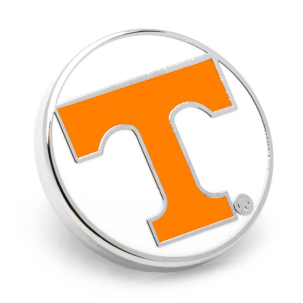 Tennessee Volunteers Rhodium-Plated Lapel Pin