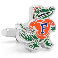 Florida Gators Vintage Rhodium-Plated Cuff Links