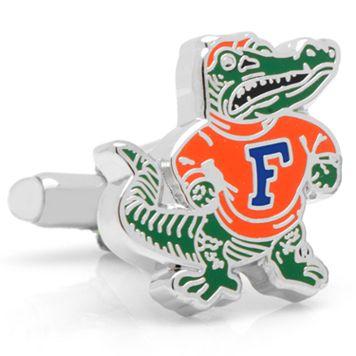 Florida Gators Vintage Rhodium-Plated Cuff Links