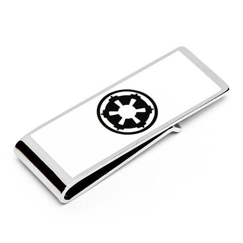 Star Wars Imperial Empire Symbol Rhodium-Plated Money Clip