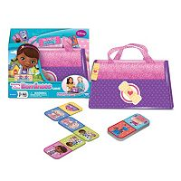 Disney Doc McStuffins Caring is Sharing Dominoes Game