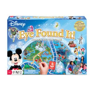 Disney Eye Found It Game