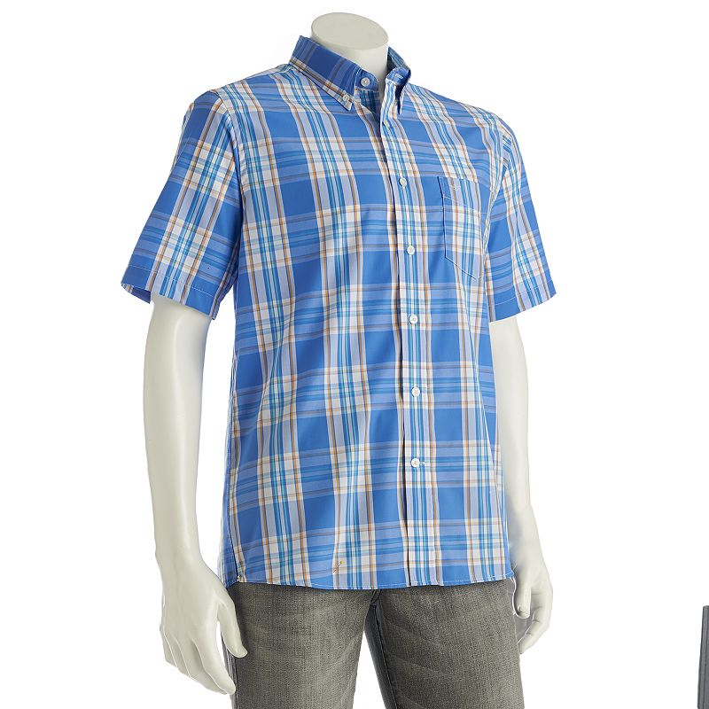 Dockers button down shirt kohl 39 s for Dockers wrinkle free shirts