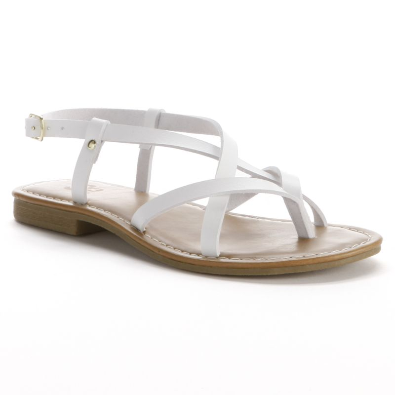 Wonderful  Sandals Designs Lates Flat Sandals Designs New Flat Sandals For Women