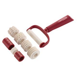 Cake Boss Decorating Tools 28-pc. Plastic Fondant Ribbon Cutter Set