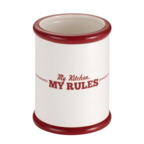 Cake Boss Countertop Accessories My Kitchen My Rules Tool Crock
