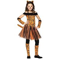 Tigress Costume - Kids