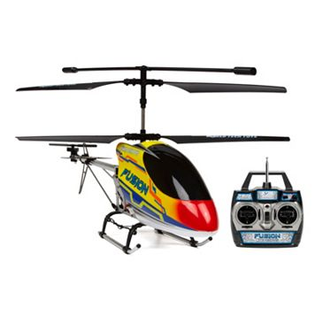 World Tech Toys Gyro Fusion 3.5ch RC Helicopter