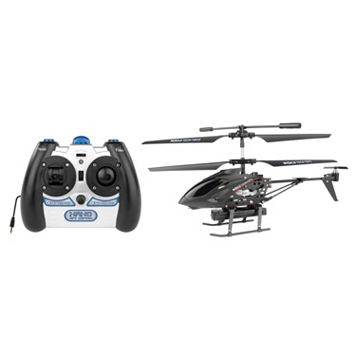 World Tech Toys Nano Spy 3.5ch RC Helicopter with Camera
