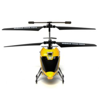World Tech Toys Gyro Nano Hercules Unbreakable 3.5ch RC Helicopter