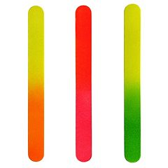 Tweezerman 3-pk. Neon Hot Nail Files
